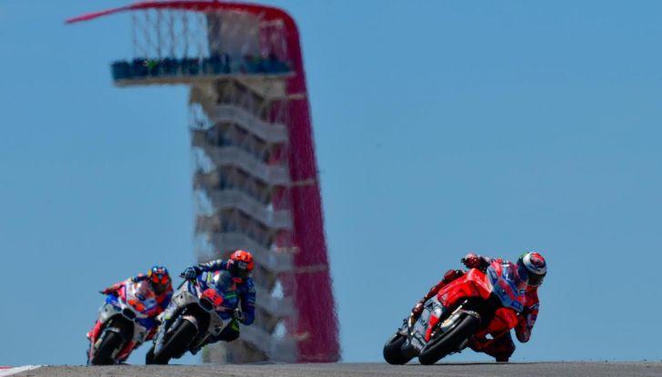 Orari Austin 2019, MotoGP: la gara in diretta SKY e differita TV8 - Foto 13 di 16