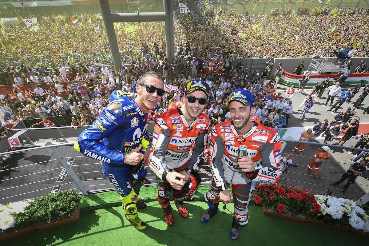 MotoGP 2018 al Mugello, Dritto dal Bar! con il Diario del Motoimbecille - Foto 20 di 25