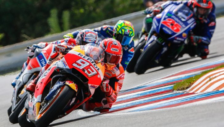 Orari MotoGP Brno 2018 in chiaro su TV8 e in diretta su Sky Sport - Foto 16 di 18