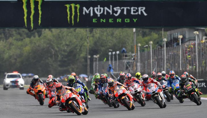 Orari MotoGP Brno 2018 in chiaro su TV8 e in diretta su Sky Sport - Foto 1 di 18