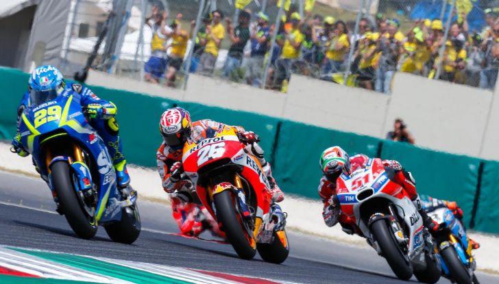 Orari Mugello MotoGP 2018: diretta in chiaro TV8 e Sky Sport MotoGP - Foto 11 di 21