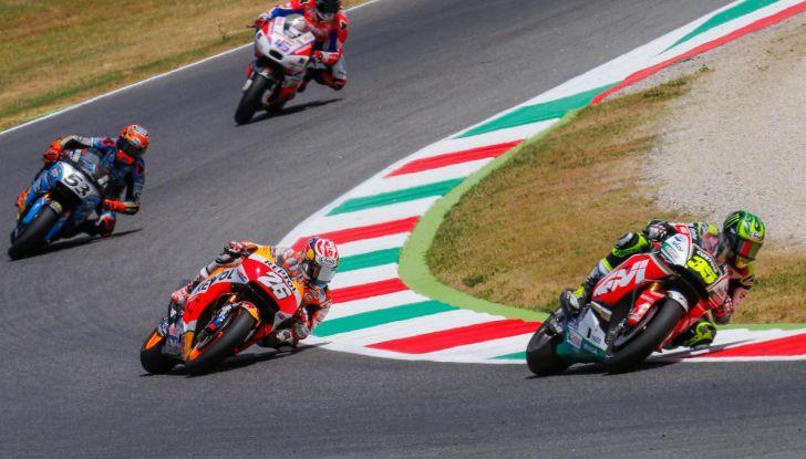 Orari Mugello MotoGP 2018: diretta in chiaro TV8 e Sky Sport MotoGP - Foto 12 di 21