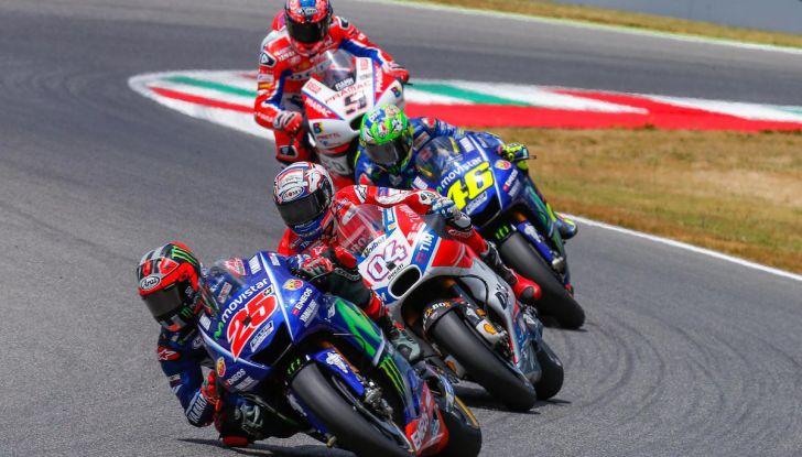 Orari Mugello MotoGP 2018: diretta in chiaro TV8 e Sky Sport MotoGP - Foto 5 di 21