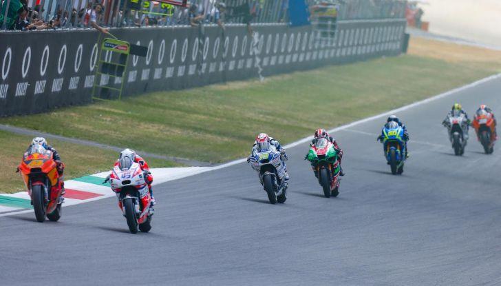 Orari Mugello MotoGP 2018: diretta in chiaro TV8 e Sky Sport MotoGP - Foto 20 di 21