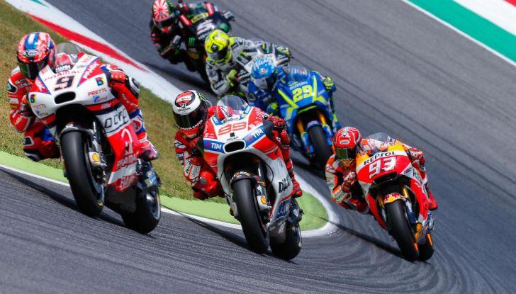 Orari Mugello MotoGP 2018: diretta in chiaro TV8 e Sky Sport MotoGP - Foto 3 di 21