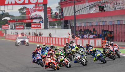 MotoGP 2018, orari GP d'Argentina in diretta TV8 e SKY