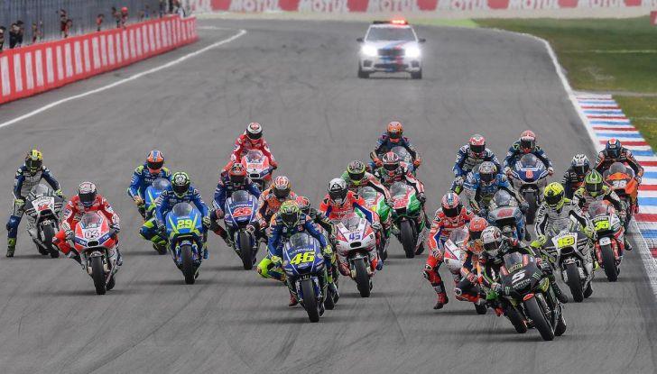 Orari MotoGP Assen 2018: GP d'Olanda in diretta Sky e differita TV8 - Foto 2 di 11