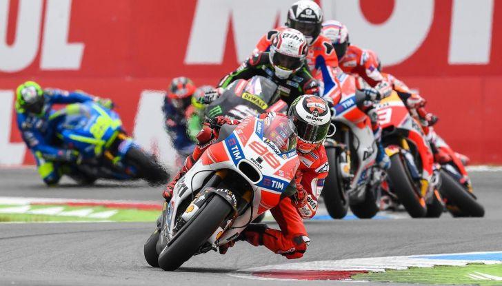 Orari MotoGP Assen 2018: GP d'Olanda in diretta Sky e differita TV8 - Foto 11 di 11