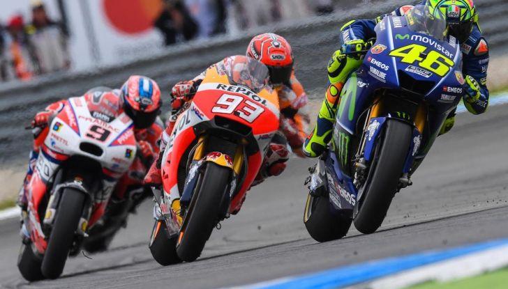 Orari MotoGP Assen 2018: GP d'Olanda in diretta Sky e differita TV8 - Foto 6 di 11