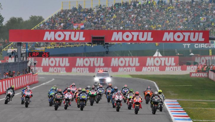Orari MotoGP Assen 2018: GP d'Olanda in diretta Sky e differita TV8 - Foto 7 di 11