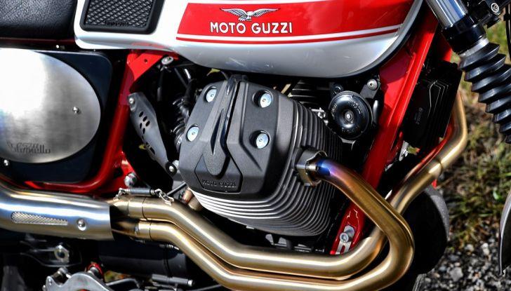 Prova su strada Moto Guzzi Stornello 2016: il ritorno! - Foto 19 di 27