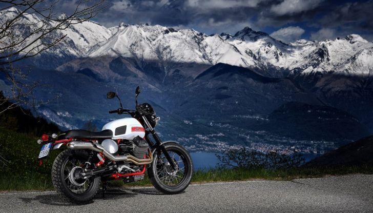 Prova su strada Moto Guzzi Stornello 2016: il ritorno! - Foto 23 di 27