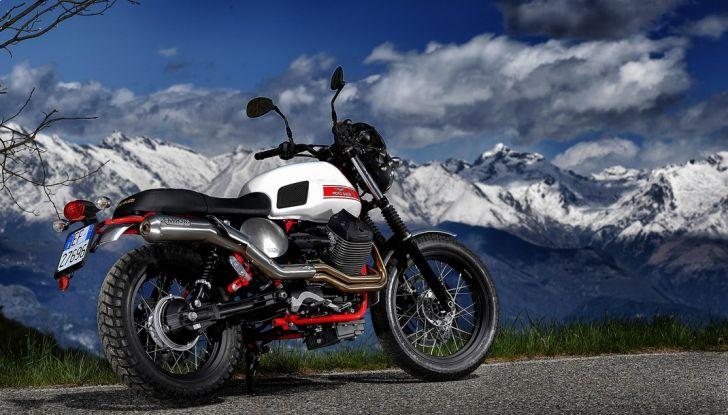 Prova su strada Moto Guzzi Stornello 2016: il ritorno! - Foto 24 di 27