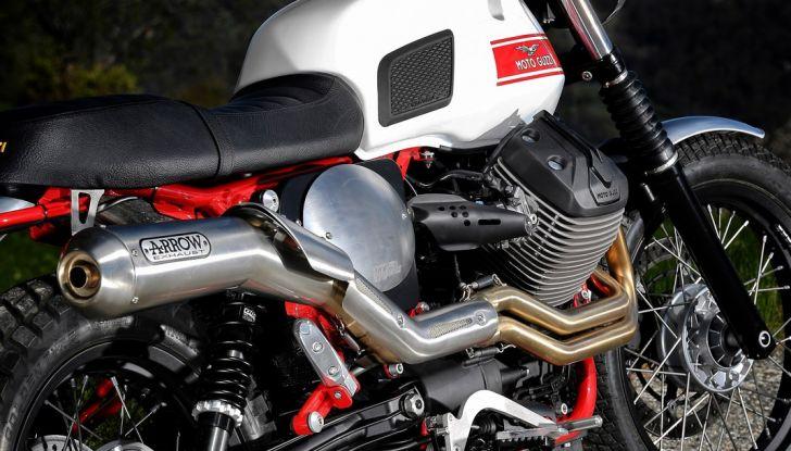 Prova su strada Moto Guzzi Stornello 2016: il ritorno! - Foto 26 di 27