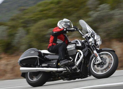Moto Guzzi California 1400 Touring: la prova su strada dell'ammiraglia Guzzi - Foto 4 di 32
