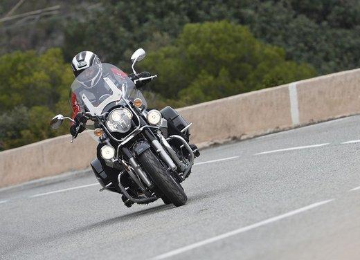 Moto Guzzi California 1400 Touring: la prova su strada dell'ammiraglia Guzzi - Foto 5 di 32