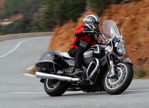 Moto Guzzi California 1400 Touring: la prova su strada dell'ammiraglia Guzzi - Foto 28 di 32