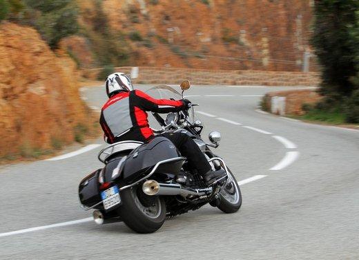 Moto Guzzi California 1400 Touring: la prova su strada dell'ammiraglia Guzzi - Foto 30 di 32
