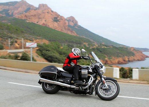 Moto Guzzi California 1400 Touring: la prova su strada dell'ammiraglia Guzzi - Foto 31 di 32
