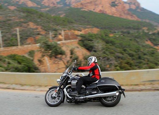 Moto Guzzi California 1400 Touring: la prova su strada dell'ammiraglia Guzzi - Foto 32 di 32