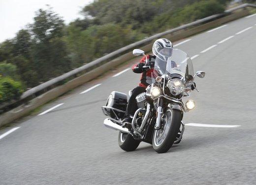 Moto Guzzi California 1400 Touring: la prova su strada dell'ammiraglia Guzzi - Foto 13 di 32