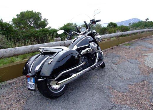 Moto Guzzi California 1400 Touring: la prova su strada dell'ammiraglia Guzzi - Foto 15 di 32