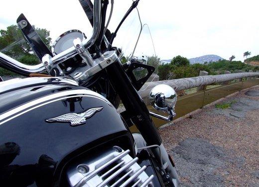 Moto Guzzi California 1400 Touring: la prova su strada dell'ammiraglia Guzzi - Foto 18 di 32