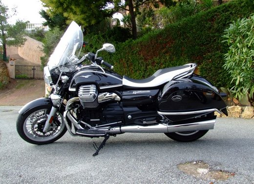 Moto Guzzi California 1400 Touring: la prova su strada dell'ammiraglia Guzzi - Foto 2 di 32