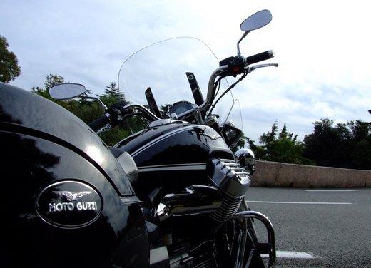 Moto Guzzi California 1400 Touring: la prova su strada dell'ammiraglia Guzzi - Foto 21 di 32