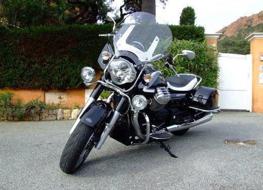 Moto Guzzi California 1400 Touring: la prova su strada dell'ammiraglia Guzzi - Foto 22 di 32