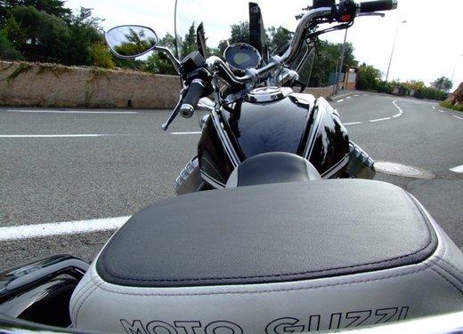 Moto Guzzi California 1400 Touring: la prova su strada dell'ammiraglia Guzzi - Foto 24 di 32