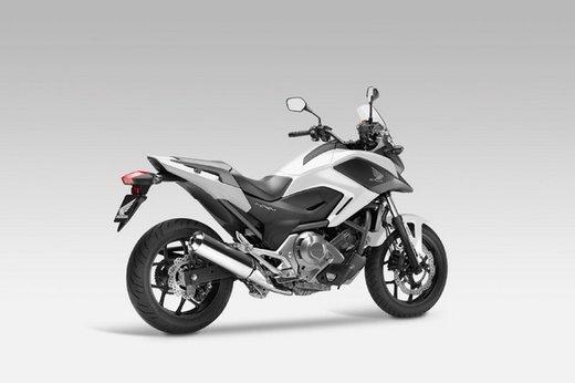 Honda NC 700X successo di vendite grazie al prezzo competitivo - Foto 2 di 6