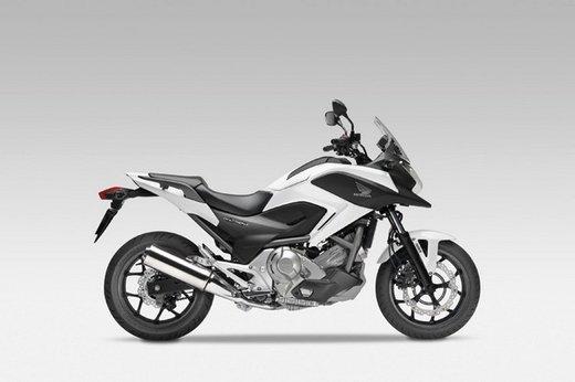 Honda NC 700X successo di vendite grazie al prezzo competitivo - Foto 6 di 6