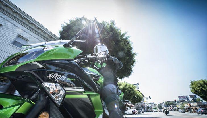 Nuova Kawasaki Ninja 650 2017 - Foto 3 di 17