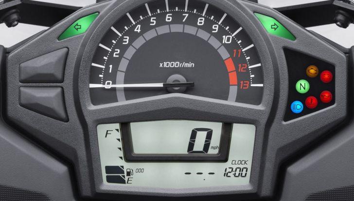 Nuova Kawasaki Ninja 650 2017 - Foto 10 di 17