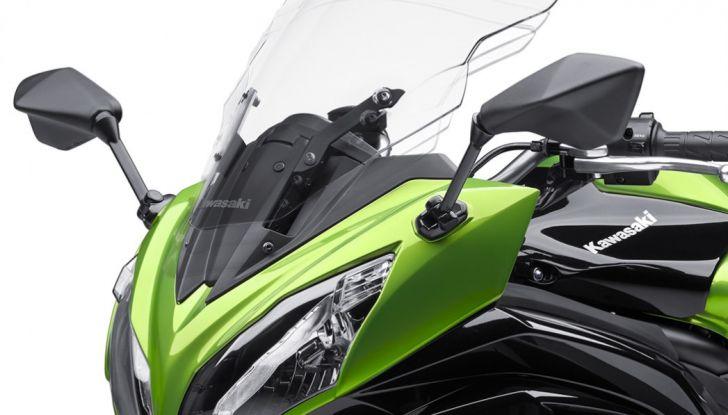 Nuova Kawasaki Ninja 650 2017 - Foto 15 di 17
