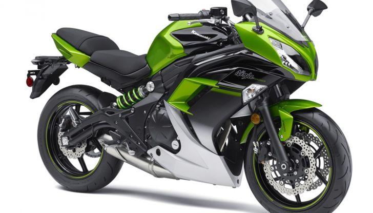 Nuova Kawasaki Ninja 650 2017 - Foto 17 di 17