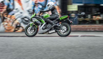 Nuova Kawasaki Ninja 650 2017