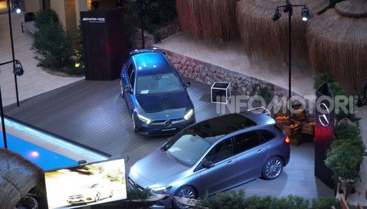 Nuova Mercedes Classe B prova su strada, allestimenti e motori - Foto 3 di 10