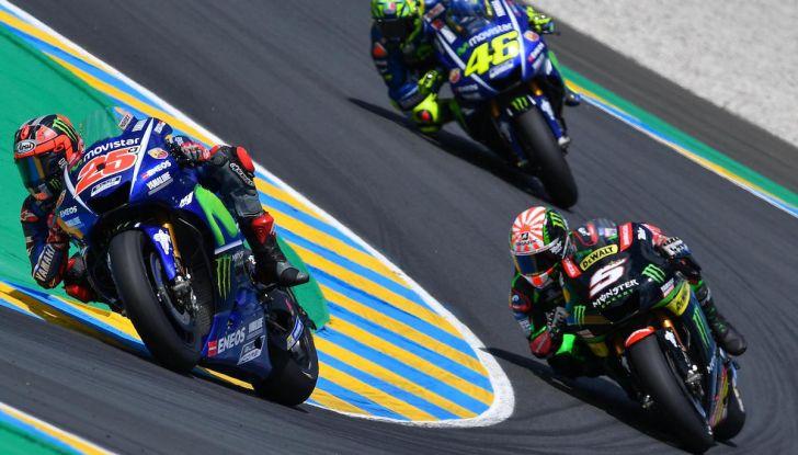 Orari MotoGP, Le Mans 2018 in diretta Sky e differita TV8 - Foto 1 di 15