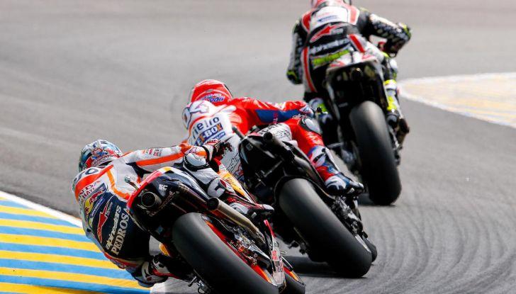 Orari MotoGP, Le Mans 2018 in diretta Sky e differita TV8 - Foto 13 di 15