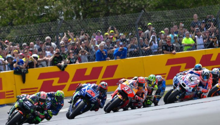 Orari MotoGP, Le Mans 2018 in diretta Sky e differita TV8 - Foto 4 di 15