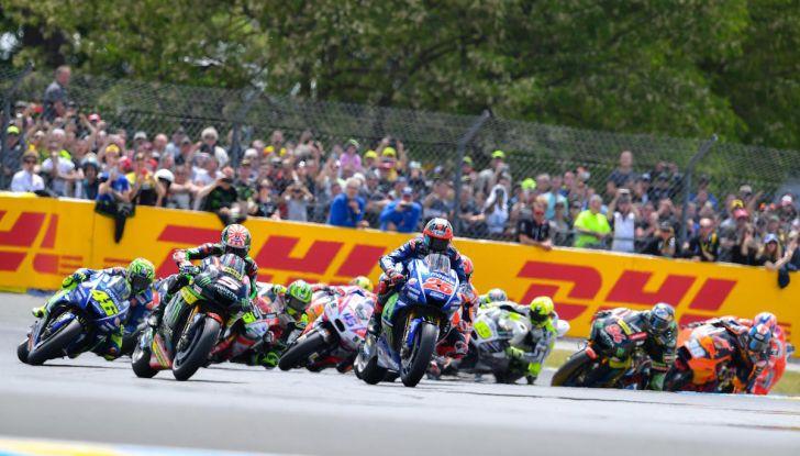 Orari MotoGP, Le Mans 2018 in diretta Sky e differita TV8 - Foto 3 di 15