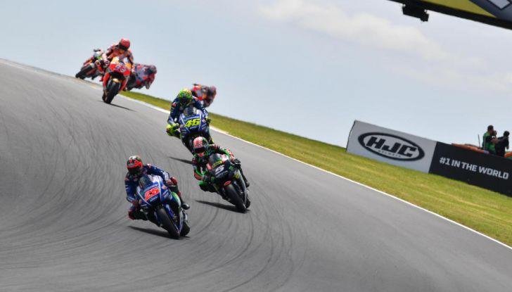 Orari MotoGP, Le Mans 2018 in diretta Sky e differita TV8 - Foto 15 di 15