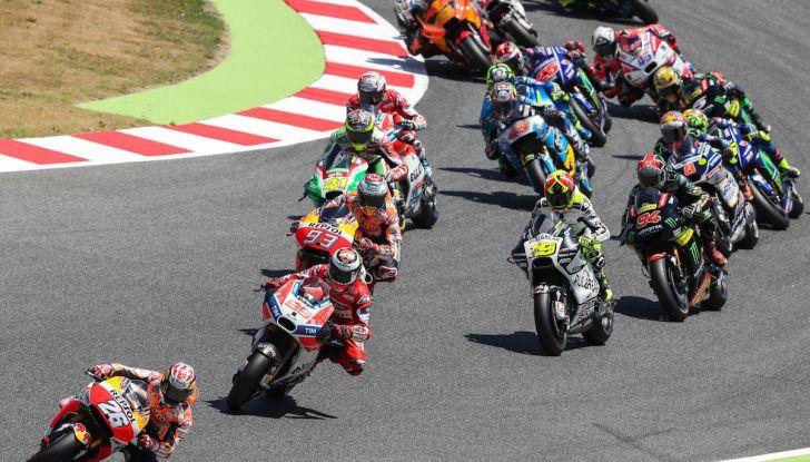 Orari MotoGP 2018, GP di Catalunya in diretta su TV8 e Sky - Foto 19 di 29