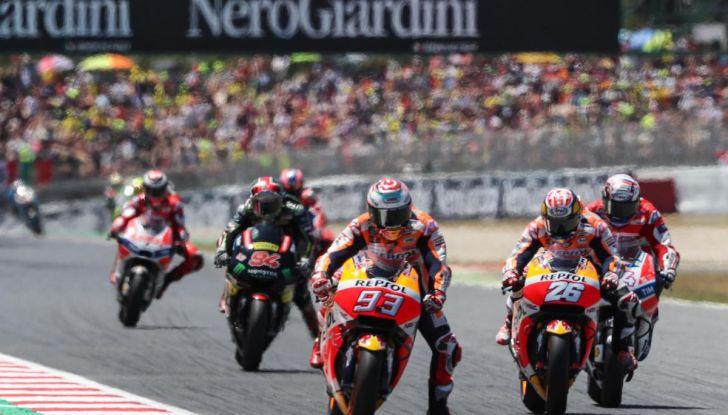 Orari MotoGP 2018, GP di Catalunya in diretta su TV8 e Sky - Foto 21 di 29