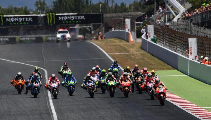 Orari MotoGP 2018, GP di Catalunya in diretta su TV8 e Sky - Foto 28 di 29