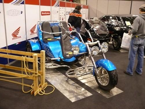 Motor Bike Expo Verona 2010 - Foto 10 di 88