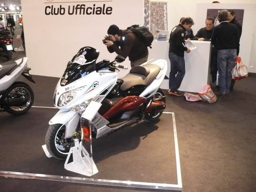 Motor Bike Expo Verona 2010 - Foto 25 di 88