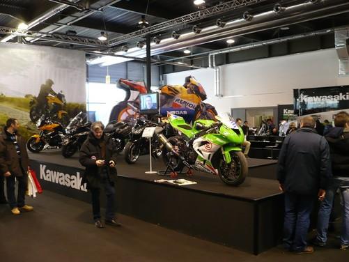 Motor Bike Expo Verona 2010 - Foto 1 di 88